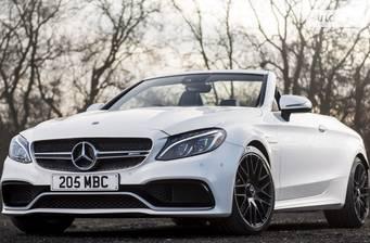 Mercedes-Benz C-Class Mercedes-AMG C 63 AT (476 л.с.) 2017
