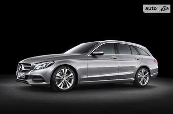 Mercedes-Benz C-Class C 200 AT (184 л.с.) 4Matic  2017