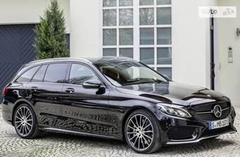 Mercedes-Benz C-Class C 400 АТ (333 л.с.) 4Matic 2017