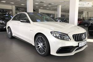 Mercedes-Benz C-Class Mercedes-AMG C63 AT (476 л.с.) base 2019