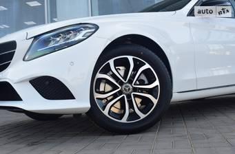 Mercedes-Benz C-Class 2020 base