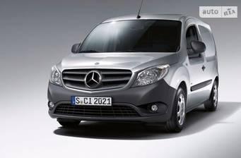 Mercedes-Benz Citan груз. 108 CDI MT (75 л.с.) KA L 2018