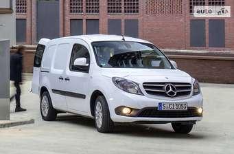 Mercedes-Benz Citan груз.  2018