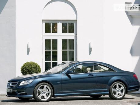 Mercedes-Benz CL-Class 1997