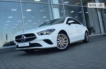 Mercedes-Benz CLA-Class 2021