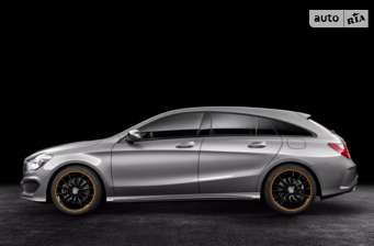 Mercedes-Benz CLA-Class 250 AT Sport  (218 л.с.) 4MATIC  2017