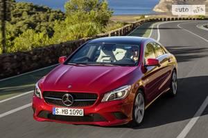 Mercedes-Benz CLA-Class