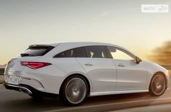 Mercedes-Benz CLA-Class 220d АТ (190 л.с.) 4Matic 2019