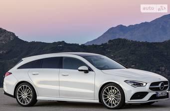 Mercedes-Benz CLA-Class 200d АТ (150 л.с.) 4Matic 2019