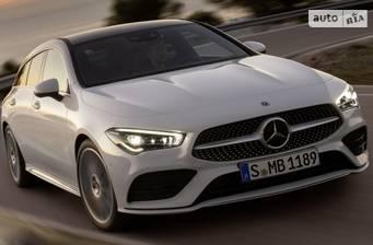 Mercedes-Benz CLA-Class 2019 base