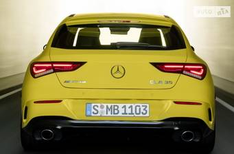 Mercedes-Benz CLA-Class 35 AMG AT (306 л.с.) 4Matic 2019