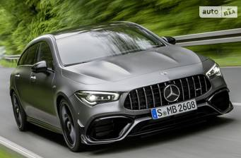 Mercedes-Benz CLA-Class 45s AMG AT (421 л.с.) 4Matic+ 2019