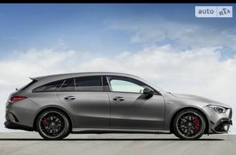 Mercedes-Benz CLA-Class 45 AMG AT (387 л.с.) 4Matic+ 2019