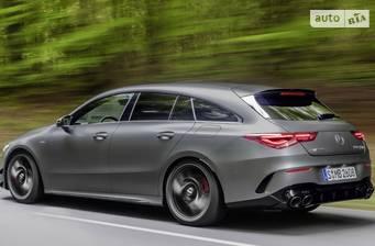 Mercedes-Benz CLA-Class 45 AMG AT (387 л.с.) 4Matic+ 2019