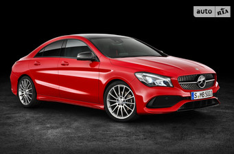 Mercedes-Benz CLA-Class CLA 220d AT (177 л.с.) 4Matic  2017