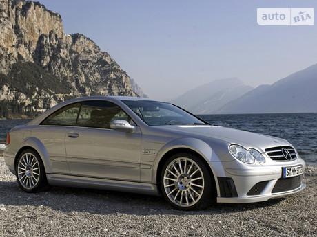 Mercedes-Benz CLK-Class 2011