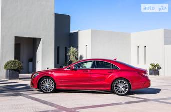 Mercedes-Benz CLS-Class CLS 400 (333 л.с.) 4Matic 2017