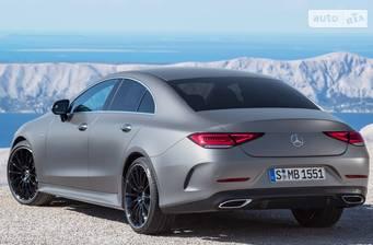 Mercedes-Benz CLS-Class 350d G-Tronic (286 л.с.) 4Matic 2017