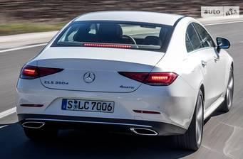 Mercedes-Benz CLS-Class 220d G-Tronic (194 л.с.) 2019