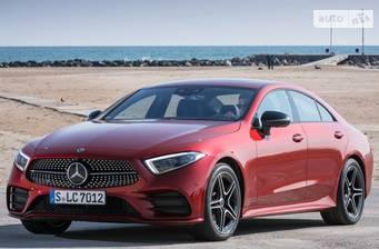 Mercedes-Benz CLS-Class 2019