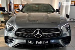 Mercedes-Benz E-Class 220d 9G-Tronic (194 л.с.) 4Matic  2020