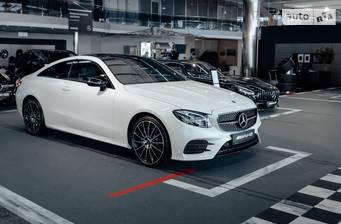 Mercedes-Benz E-Class New E 220d АТ (194 л.с.) 4Matic 2020