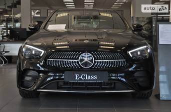 Mercedes-Benz E-Class 2021