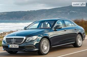 Mercedes-Benz E-Class New E 300 AT (245 л.с.)  2017