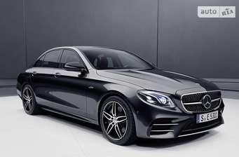 Mercedes-Benz E-Class AMG E 53 G-tronic (435 л.с.) 4Matic+  2017