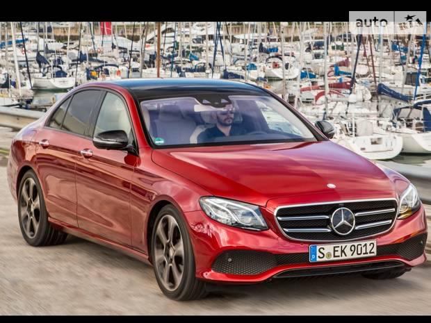 Mercedes-Benz E-Class base