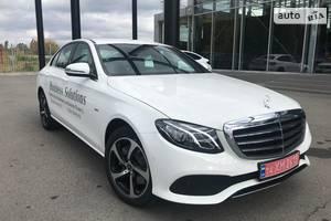 Mercedes-Benz E-Class New E 220d (194 л.с.) 4Matic  2019