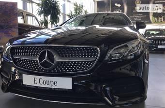 Mercedes-Benz E-Class New E 450 G-tronic (367 л.с.) 4Matic 2020
