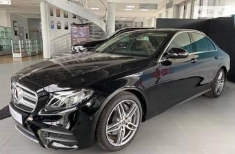 Mercedes-Benz E-Class 2018 Individual