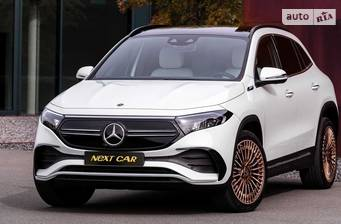 Mercedes-Benz EQA 2021 Full Edition
