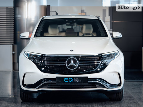 Mercedes-Benz EQC 2021