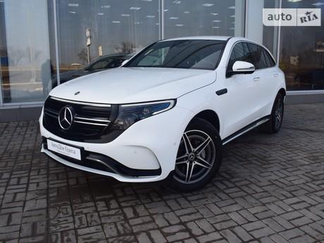 Mercedes-Benz EQC 2021