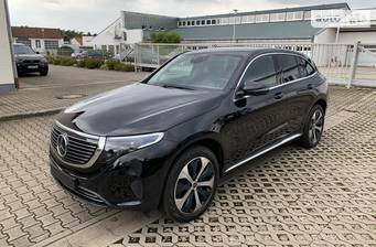 Mercedes-Benz EQC 2020
