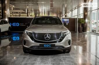 Mercedes-Benz EQC 400 AT (408 л.с.) 80 kWh 4Matic 2021