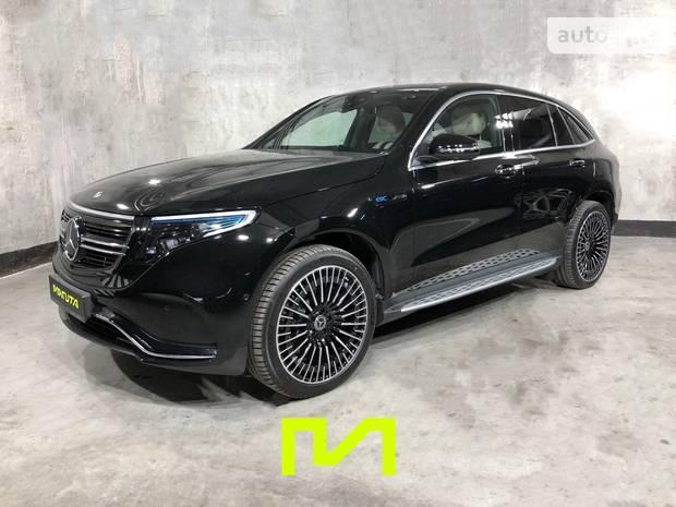 Mercedes-Benz EQC base