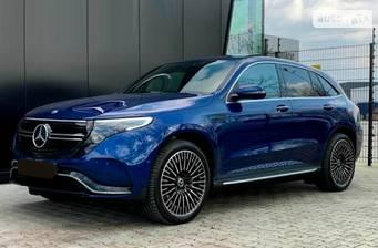 Mercedes-Benz EQC 400 AT (408 л.с.) 80 kWh 4Matic 2020