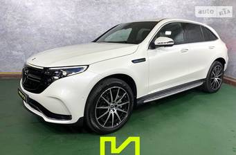 Mercedes-Benz EQC 400 AT (408 л.с.) 80 kWh 4Matic 2021