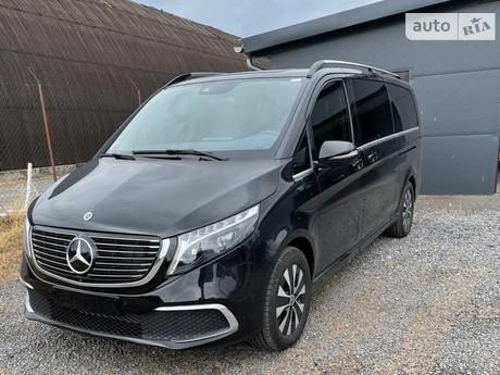 Mercedes-Benz EQV 2021