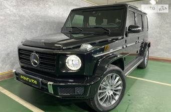Mercedes-Benz G-Class 350d AT (286 л.с.) 4Matic 2020