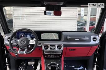 Mercedes-Benz G-Class 2021 Edition 1