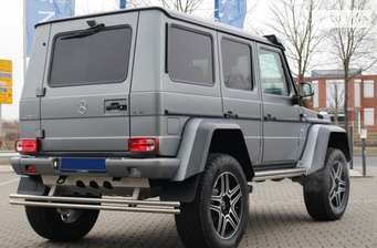 Mercedes-Benz G-Class G 500 AT (421 л.с.) 4x4²   2017