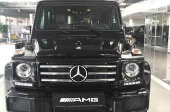 Mercedes-Benz G-Class G 500 AT (422 л.с.) 2018