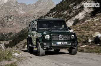 Mercedes-Benz G-Class Mercedes-AMG G 63 AT (571 л.с.)    2017