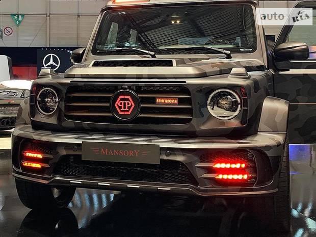 Mercedes-Benz G-Class Edition 1