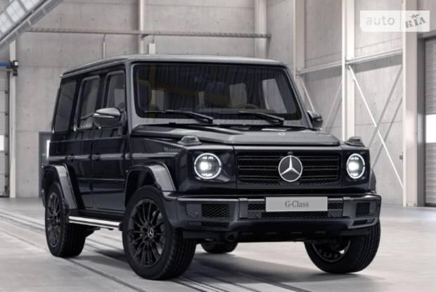 Mercedes-Benz G-Class Individual