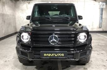 Mercedes-Benz G-Class 400d AT (340 л.с.) 4Matic 2020
